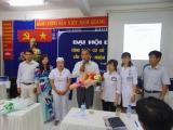 Đại hội đại biểu Công Đoàn Cơ Sở Bệnh viện quận 4 - Nhiệm kỳ 2017 - 2022
