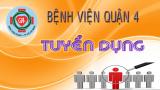 Thông báo tuyển dụng: nữ hộ sinh, kỹ thuật viên X-Quang